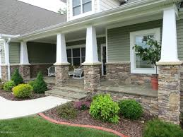 Painted Porch Floor Ideas by Pictures Of Decks Painted Gray That Old House Fading Flowers And