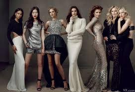 Vanity Fair Dubai Designer Michael Kors And The Women Debra Messing Aerin Lauder