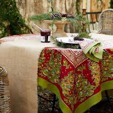 what size tablecloth or table runner do i need couleurnature