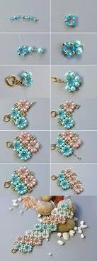 bracelet bead tutorials images Best 25 beaded bracelets tutorial ideas jewelry jpg