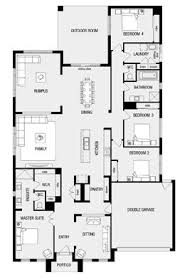 102 Best New House Images On Pinterest Architecture House New House Plans Adelaide