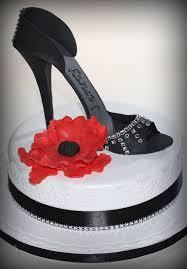 high heel shoe cake a high heel shoe made out of flowerpas u2026 flickr