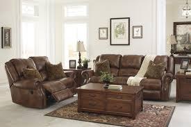 Eli Cocoa Reclining Sofa Living Room Ashley Furniture Reclining Sofa Living Rooms