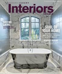 modern luxury interiors magazine featuring koket 2016
