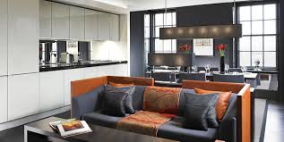 Grosvenor Kitchen Design by Apartments By Jumeirah Living With Poggenpohl