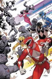 power rangers comic turning 16 launching