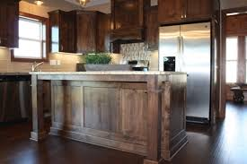 Alder Kitchen Cabinets by Custom Knotty Alder Cabinets Mc Custom Homes