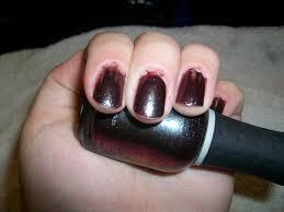 orly nail polish beauty with books