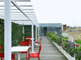 unibail rodamco siege social 7garden opens on the roof of unibail rodamco s hqs ur lab
