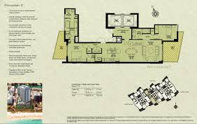 icon brickell floor plans mosaic marquee