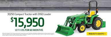 sparrow u0026 kennedy your john deere dealership for compact tractors