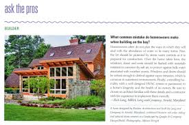home design chesapeake views magazine chesapeake views magazine ask the pros q a