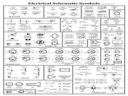 wiring schematic symbols wiring diagram byblank