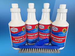 Grout Cleaning Products Grout Eez Best Grout Cleaner Get Free Brush When You Buy 2 Bottles