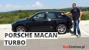 porsche macan turbo test porsche macan turbo 3 6 v6 400 km 2014 test autocentrum pl 083