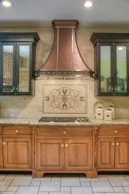 Traditional Backsplashes For Kitchens Kitchen Antique Kitchen Vent Hoods With Paint Kitchen Cabinets