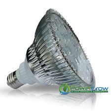 Grow Light Bulb Led Grow Light Bulb 54w Full Spectrum U2013 Powergrow Systems U0026 Utah