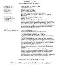 front desk resume sle unique hotel front desk resume exles office sle manager