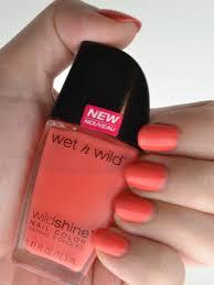 polish for pennies wet n wild wild shine blazed goon nails