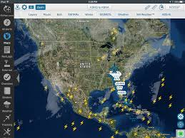 Caribbean Weather Map What U0027s New In The Fltplan Go App Ipad Pilot News