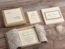 Box Wedding Invitations 100 Wedding Invitations Paperinvite