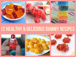 make your own gummy bears healthy delicious gummy recipes