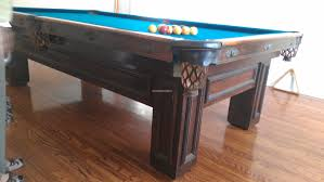 Pool Table Disassembly by Used Pool Tables Used Pool Table Cheap Pool Table Used