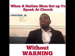 Haitian Meme - haitian parents be like youtube