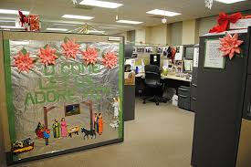 Cubicle Decoration For Christmas by Office Cubicle Decorating Contest Office Cubicle Decor Ideas
