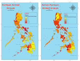 Phillipines Map 2010 Philippine Election Hotspots Novicecartography197