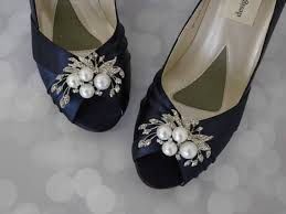 wedding shoes navy navy wedding shoes pearl bridal shoes on budget wedding