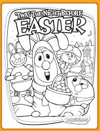 veggie tales easter veggie tales easter coloring pages bgcentrum