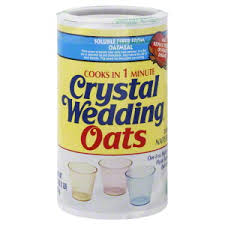wedding oats the world according to mkdp