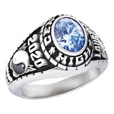 silver class rings images Elegance class ring white lazon jpg