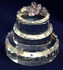 3 Tier Wedding Cake New Gorgeous Simon Designs Crystal 3 Tier Wedding Birthday Cake