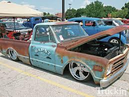 vintage volkswagen truck classic truck trends rat rod truck invasion truckin u0027 magazine