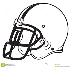 football helmet clip art black and white many interesting cliparts