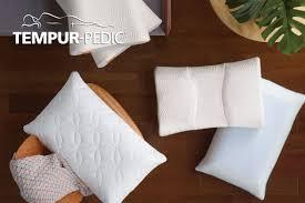 pillows by tempur pedic mattresses collection