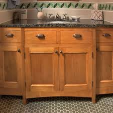 Enterprise Cabinets Custom Maple Bathroom Cabinetry By Mann Designs Custommade Com