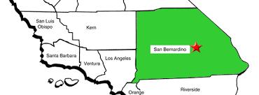 san bernardino ca map san bernardino truck driving schools in california trucking