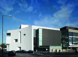 towner gallery eastbourne by rick mather architects building