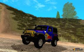 landi jeep with bullet jeep for gta san andreas page 6