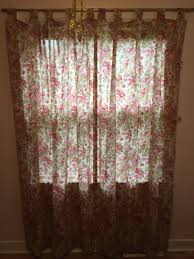 martha stewart living chambray curtains 104x84 grommet top save
