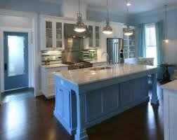 blue kitchens with white cabinets light blue kitchen walls brown cabinets home design ideas