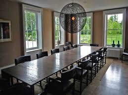 custom long dining tables topup wedding ideas