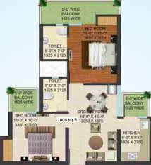 500 Sqft 500 Sq Ft 1 Bhk 1t Apartment For Sale In Supertech Shaan Sector