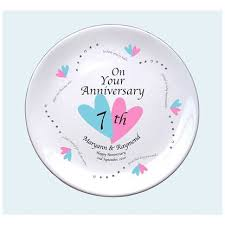 7th year wedding anniversary 7th wedding anniversary gift ideas 7th anniversary presents