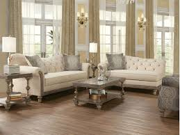 Tufted Rolled Arm Sofa Serta Upholstery By Hughes Furniture 8725 Traditional Stationary