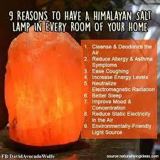 himalayan light salt crystal l 9 reasons to have a himalayan salt l in every room in your home