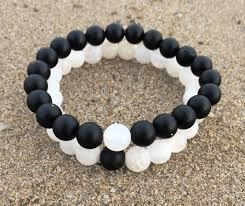 beaded bracelet with pearls images Relationship bracelets essence beads png